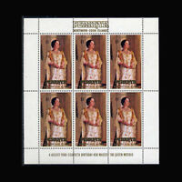 Penrhyn, Sc #117, MNH, 1980, S/S, Royalty, Queen Mother 80th birthday, A5-B