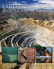 Earth Resources and the Environment [4th Edition]