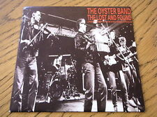 "THE OYSTER BAND - THE LOST AND FOUND  7"" VINYL PS"