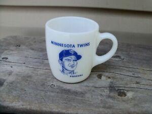 Vintage Minnesota Twins CAMILO PASCUAL Coffee Cup