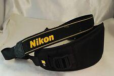 "Case Logic Shoulder Camera Strap EXTRA WIDE 4"" converted to Nikon S3105026"