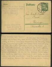 Germany Postal Stationery