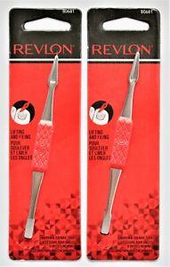 X2 Revlon Ingrown Toenail Tool Lifting & Filing 80681