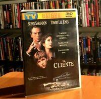 IL CLIENTE (1994) Susan Sarandon Tommy Lee Jones Joel Schumacher DVD COME NUOVO