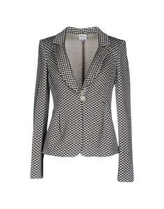 ARMANI Collezioni Jacquard Jersey Jacket ,Size 40  ( AU - 6 -8) Made In Italy
