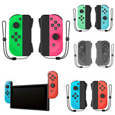 Replacement Joy-Con (L&R) Wireless Controllers For Nintendo Switch Console Joy
