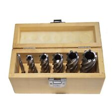 "Steelmax 2"" 7 Piece HSS Annular Cutter Set (SM-AC-SET-7-2)"