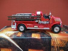 MATCHBOX MODELS OF YESTERYEAR YFE 01 1920 MACK AC FIRE ENGINE Issue 3