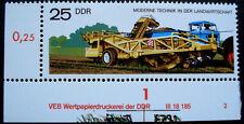 DDR 2238 DV, Druckvermerk, Formnummer 2 , ndg / dgz  **