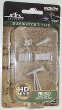 NAVIGATOR'S PACK Deep Cuts Pathfinder Battles Primed & Unpainted Miniatures