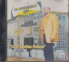El Adorable de Sinaloa Es el Gavillan Pollero New Nuevo Sealed