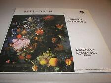 Beethoven Variations Diabelli Variations Op 120 Horszowski  NM LP Vox PL7730