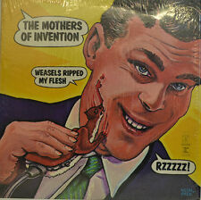 """MOTHERS OF INVENTION  WEASELS RIPPED MY FLESH   REPRISE 2028 12""""  LP (W 997)"""