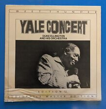 Duke Ellington Yale Concert Vinyl LP (Rare Audiophile Press) Edition 12