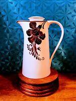 """Mikasa """"Cocoa Blossom"""" Lidded Coffee Pot/Read Description"""