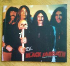 Black Sabbath symptom of the universe 1972-1978 Cd booklet(Heavy Metal)