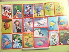 2013 Micky Minnie Sticker Bilder WEIHNACHTEN MIT GUTE DISNEY FREUNDE Panini REWE