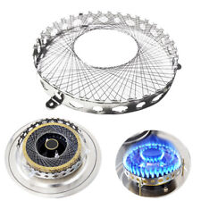 Gas Stove Net Stainless Cooktop Windproof Energy Saver Cover Hob Widget Kitchen