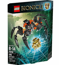 70790 LORD OF SKULL SPIDERS lego bionicle NEW sealed legos set sealed retired