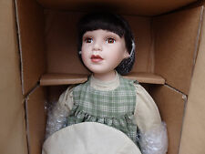 Boyds Yesterdays Child Molly Doll #4924 NIB! MINT! Never displayed!