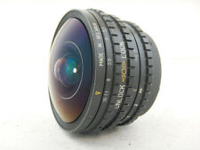 Belomo 8mm f3.5 EWP Fisheye Lens for Canon + Caps in Excellent Condition
