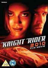 KNIGHT RIDER 2010 The Movie di Sam Pillsbury DVD in Inglese NEW .cp