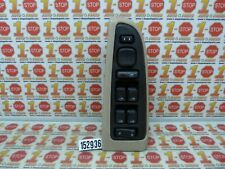 03-06 CHEVROLET SUBURBAN DRIVER MASTER WINDOW LOCK MIRROR SWITCH 15202853 OEM