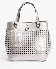 Kate Millen Silver Handbag