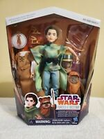 Hasbro Star Wars Princess Leia Organa & Wicket the Ewok Forces Of Destiny Endor