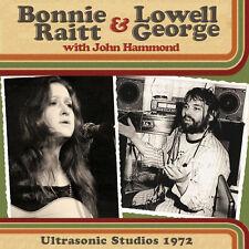 BONNIE RAITT & LOWELL GEORGE of LITTLE FEAT New Sealed LIVE 1972 CONCERT CD