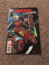DEADPOOL CORPS #1 AWESOME COMIC !!