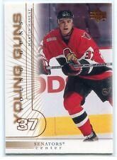 2000-01 Upper Deck 414 Martin Havlat Rookie