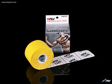 Ares Tape Uncut - Kinesiology Elastic Sports Tape PRO - Yellow - Support KT