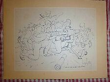 Vietnam Liberation War Art - Nlf Gunners - Battle Begins - 1966 - Viet Cong - 26