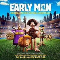 Early Man (Original Soundtrack) [New CD] Canada - Import