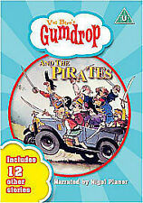Gumdrop And The Pirates [DVD], Good DVD, Nigel Planer (narration), John Allan