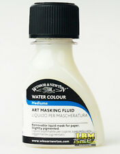 Winsor & Newton Water Colour Medium Art Masking Fluid 75ml (3021759)