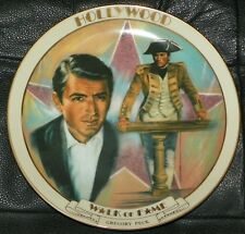 DANBURY MINT Movie Star HOLLYWOOD Walk Of Fame GREGORY PECK Collector PLATE