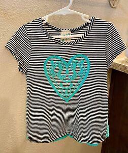 Lily Bleu Girls Shirt Size 6