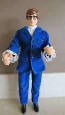Vintage Austin Powers Doll Blue Suit