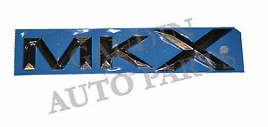 Lincoln FORD OEM 07-10 MKX Front Door-Emblem Badge Nameplate 7A1Z7842528A