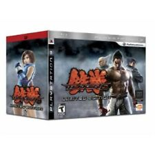 Tekken 6 Limited Edition Playstation 3 PS3 Wireless Fight Stick