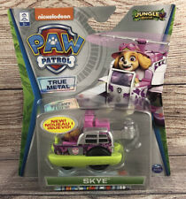 Paw Patrol True Metal Jungle Rescue Skye Helicopter Vehicle - NEW
