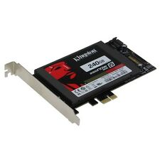 SEDNA - PCI Express (PCIe) SATA III (6G) SSD Adapter inc 1 SATA III port NEW