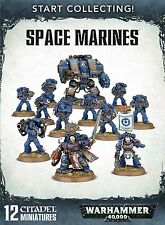 Space Marines Start Collecting Warhammer 40K