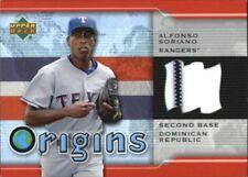 Not Autographed Original Baseball Cards 2005 Season