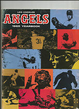 1965 LOS ANGELES ANGELS YEARBOOK