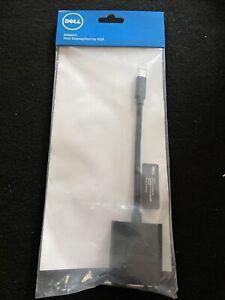 Mini Display Port to VGA Adapter. DELL DAYBNBC084 - OPNKVT mDP-VGA ***NEW***