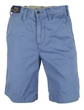 POLO RALPH LAUREN RELAXED FIT TWILL SHORT VINTAGE ROYAL SZ 32W