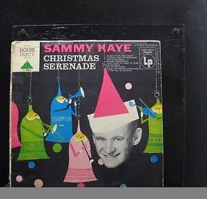 "Sammy Kaye - Christmas Serenade 10"" LP VG+ CL 2541 Mono 1955 Vinyl Record"